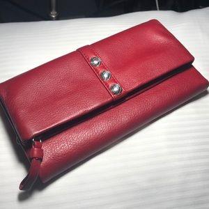 Brighton nolita wallet red